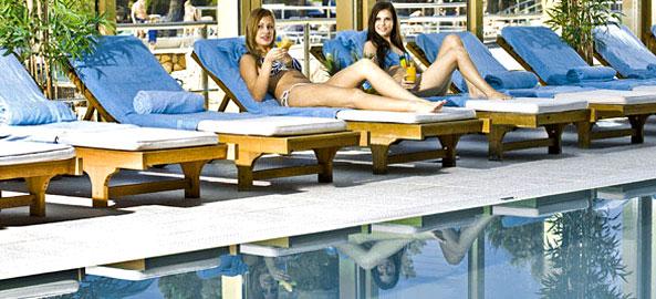 Hotele z basenem krytym w Turcji