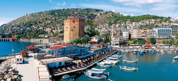 Hotele blisko centrum miejscowości w Turcji