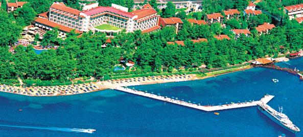 Hotele blisko plaży w Turcji