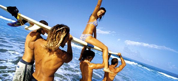 Windsurfing i kitesurfing w Turcji