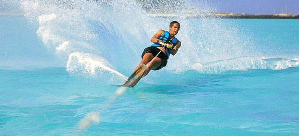 Sporty wodne na wczasach w Turcji