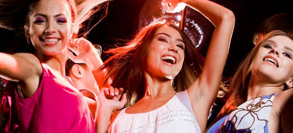 Imprezy, bary, kluby w Turcji