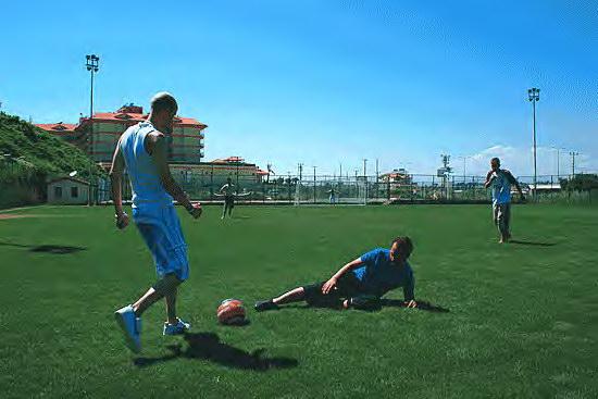 вратари футбола